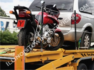 Motorcycle Transport by MBP Transportation Inc. Franklin Park IL