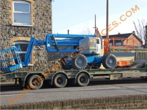 Heavy equipment transport La Harpe IL - Heavy hauling