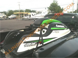 Jet Ski transport Wicita KS - CanAm Transportation, Inc.