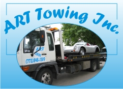 Art Towing Inc. logo - Addison IL Towing Service