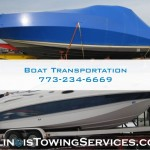 Boat Transportation - Illinois Towing Services